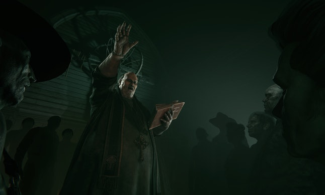 Prophet Knoth in 'Outlast 2.'