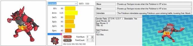 'Pokémon Sun and Moon' Spoilers: Litten stats