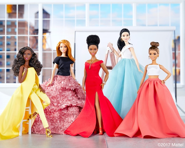 Siriano's Barbie collaboration
