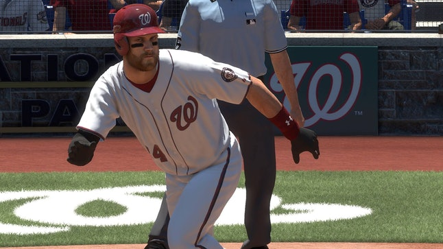 Bryce Harper in 'MLB The Show 17'