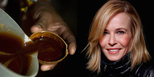 Comedian Chelsea Handler travels to Peru in her new Netflix series 'Chelsea Does' to try the hallucinogenic drug Ayahuasca.