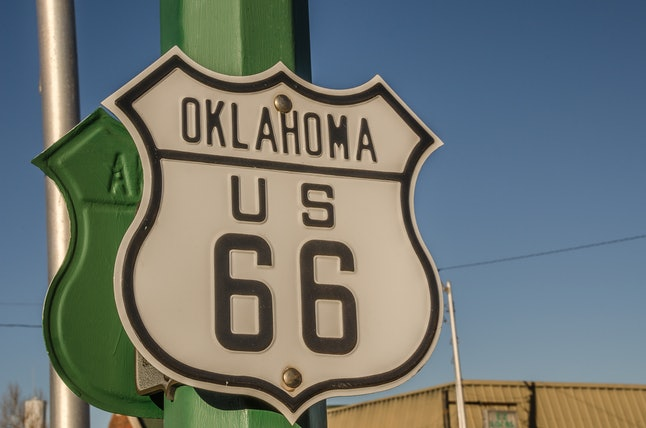 Adventure awaits on Route 66!