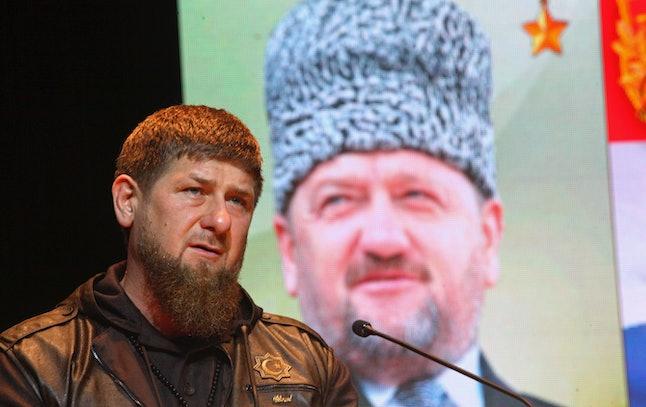 Chechnya's Ramzan Kadyrov