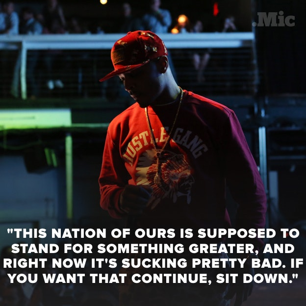 T.I. breaking down the state of the nation