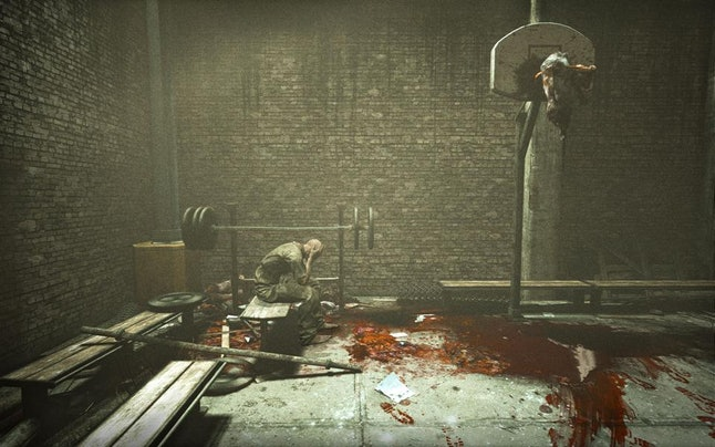 Things are not well at Mount Massive Asylum in 'Outlast: Whistleblower.'
