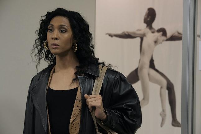 Mj Rodriguez as Blanca on 'Pose'