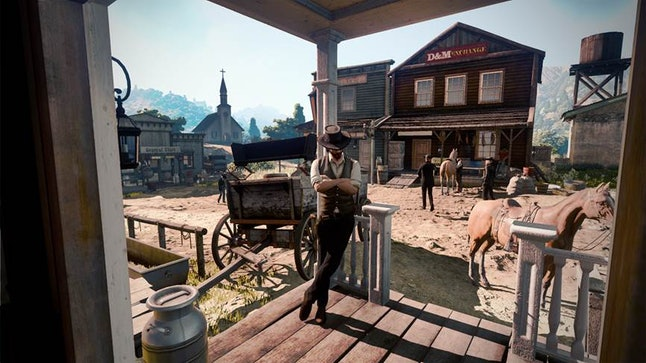 Could this be our first real look at 'Red Dead Redemption 2'?