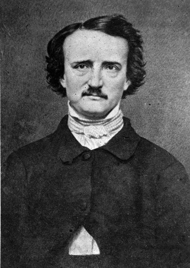 Edgar Allan Poe's death is one of many explored in this podcast.