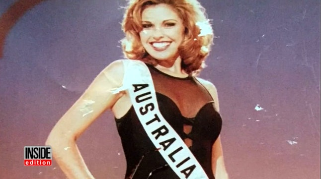 Jodie Seal represented Australia in the 1996 Miss Universe pageant.
