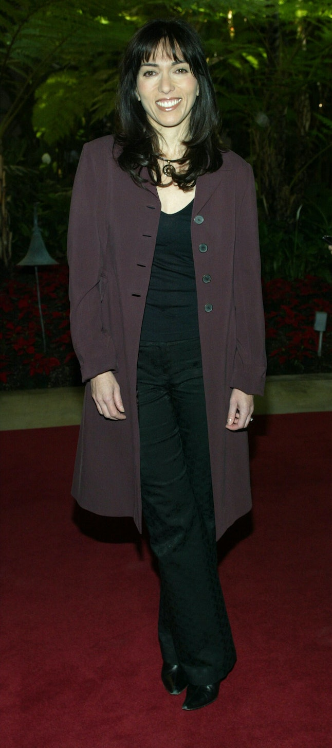 Audrey Wells attends the 12th Annual Women in Entertainment Breakfast at the Beverly Hills Hotel on Dec. 2, 2003 in Beverly Hills, California.