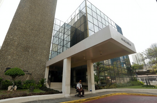 Mossack Fonseca law firm in Panama.