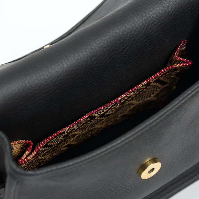 The lining of an Olori bag