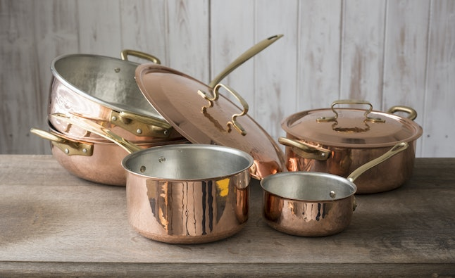 Good cookware will last years, and it might be a smarter gift to have on your registry than something that's not as durable.