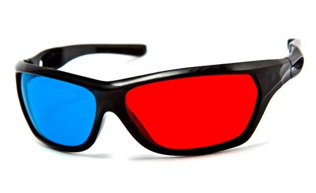 Everyone sees the world through one partisan lens or another, based on their identity and beliefs. Vladyslav Starozhylov/Shutterstock.com