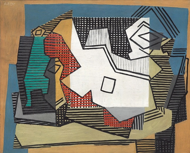 Picasso's 'Still Life' painting