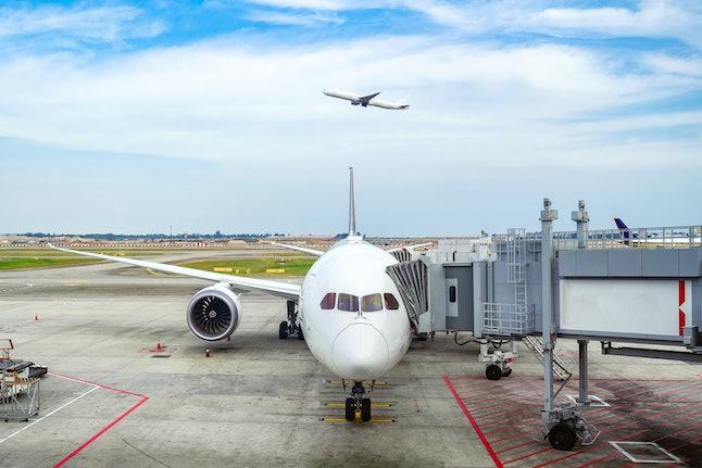 Qantas has pledged to reach net zero carbon emissions by 2050.